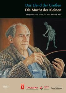Das Elend der Großen, Die Macht der Kleinen, Leopold Kohr, DVD, ORF