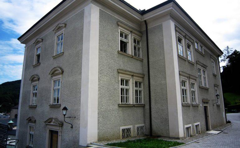 Edith Stein Haus, Leopold Kohr Akademie, Büro, Universität Salzburg, Leopold Kohr, Tauriska