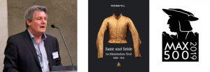Buchpräsentation, Bozen, Textilakademie, Richard Vill, Samt und Seide im historischen Tirol