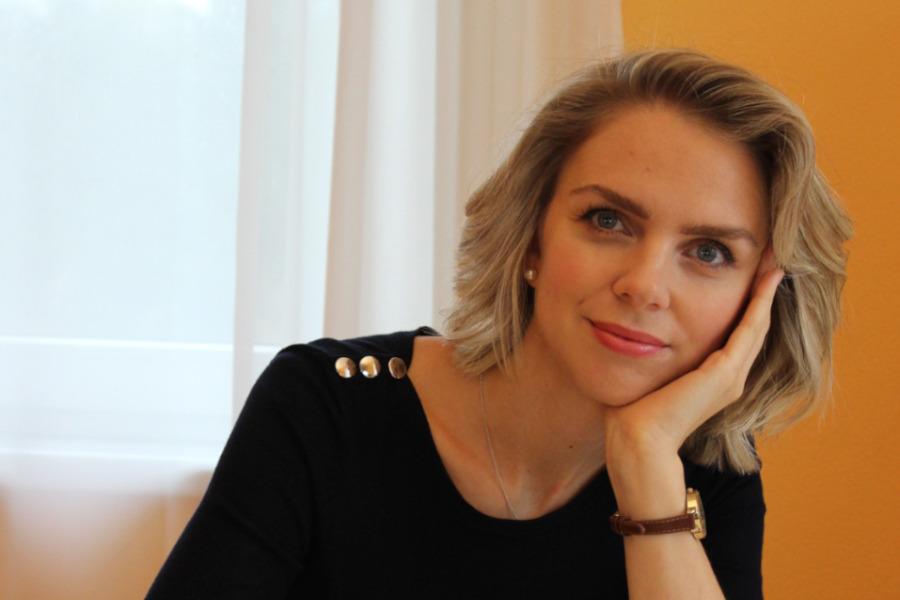 Autorin Susanne Gregor