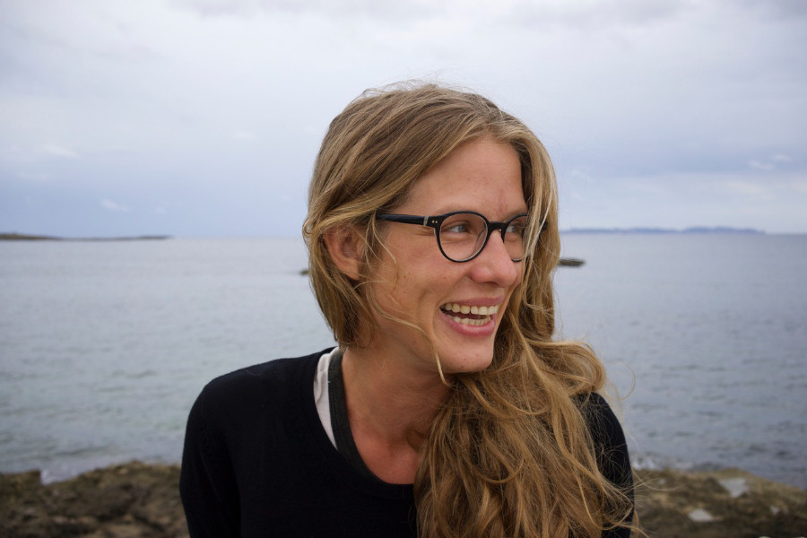 Autorin Magda Woitzuck